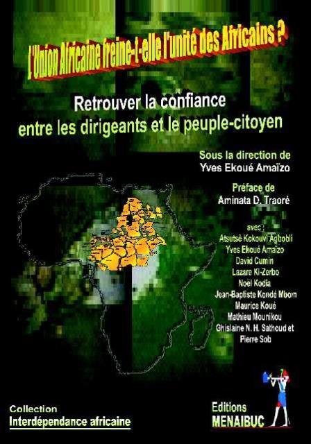 L'UNION AFRICAINE FREINE-T-ELLE L'UNITE DES AFRICAINS?