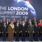 G20 de Londres - Photo Pres Gobierno Espana