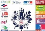 candidats elections francaise 2012